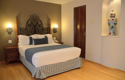 Double room (standard) Zocalo Central