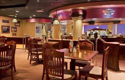Hotel-Bar Hilton East Brunswick Hotel - Executive Meeting Center