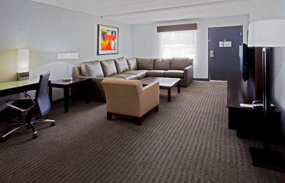Suite Crowne Plaza TAMPA-WESTSHORE