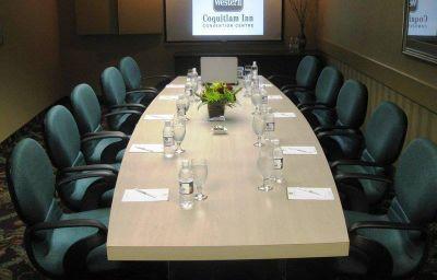 Sala de reuniones BEST WESTERN PLUS COQUITLAM