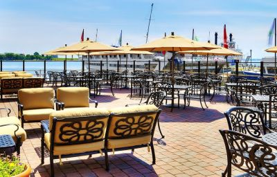Interni hotel Holiday Inn KINGSTON-WATERFRONT
