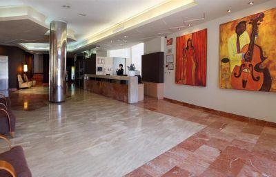 Vestíbulo del hotel SB Express Tarragona