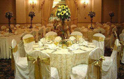 Banquet hall Crowne Plaza  EDISON