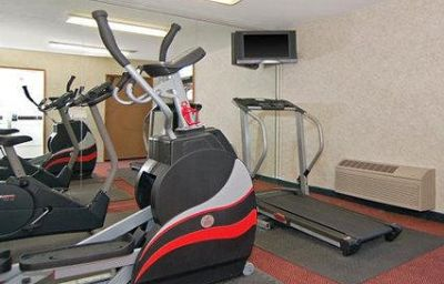 Fitness Comfort Inn Near Pasadena Civic Auditorium Pasadena (California)