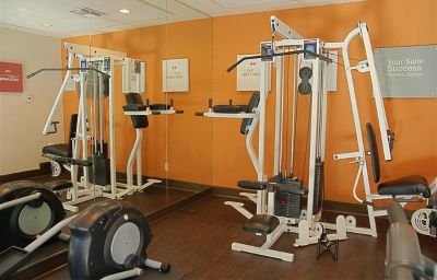 Wellness/Fitness Comfort Suites Mission Valley SeaWorld Area