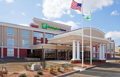 Vue extérieure Holiday Inn Express BRAINTREE