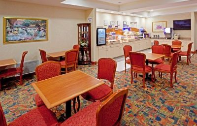 Ресторан Holiday Inn Express & Suites MEADOWLANDS AREA Carlstadt (New Jersey)