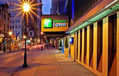 Exterior view Holiday Inn Express PHILADELPHIA-MIDTOWN