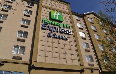 Vista exterior Holiday Inn Express & Suites SEATTLE-CITY CENTER