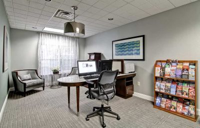 Centro de negocios Homewood Suites Cranford