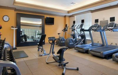 Remise en forme Hilton Columbus at Easton Columbus (Ohio)
