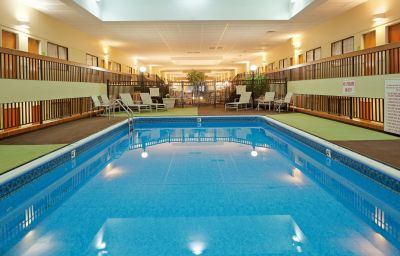 Piscine Holiday Inn BOSTON-BROOKLINE