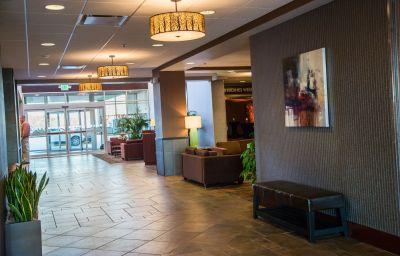 Hall Holiday Inn  DOWNTOWN- MERCY AREA