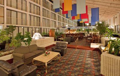 Hall de l'hôtel Atrium Hotel & Conference Center