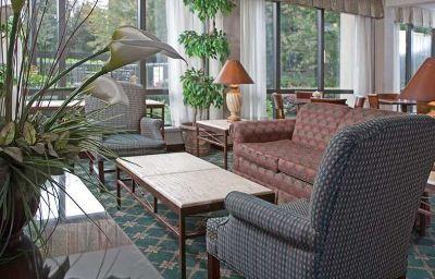 Hotelhalle Hampton Inn Atlanta-Airport