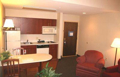 Bar del hotel Hampton Inn - Suites Newtown