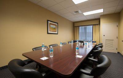 Conference room Hampton Inn Mt Airy