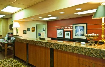 Hall Hampton Inn Oklahoma City-Northwest Oklahoma City (Oklahoma)
