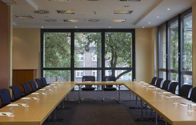 Sala de reuniones InterCityHotel