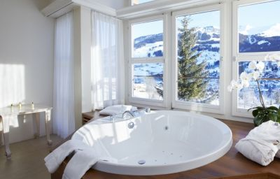 Suite Lenkerhof Gourmet Spa Resort Lenk (Bern)