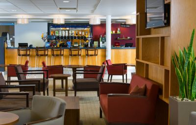 Bar de l'hôtel Holiday Inn Express BIRMINGHAM NEC