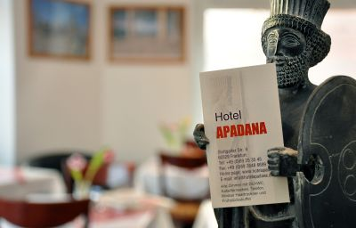Breakfast room Apadana Frankfurt am Main (Hessen)