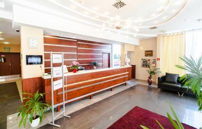 Hotelhalle Qubus