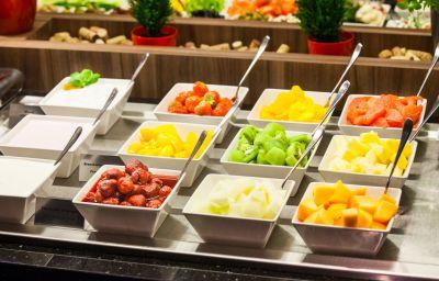 Frühstücks-Buffet Qubus