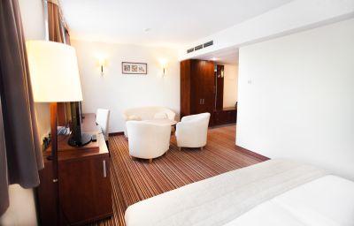 Einzelzimmer Komfort Qubus