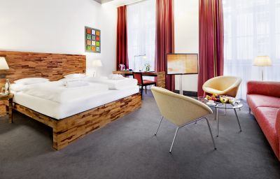 Junior suite Mövenpick Berlin