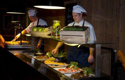Restaurant/Frühstücksraum Preston Palace