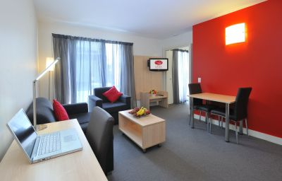 Chambre METRO APARTMENTS ON BANK PLACE Melbourne (State of Victoria)