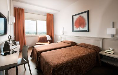 Double room (standard) Fleming Grand Hotel