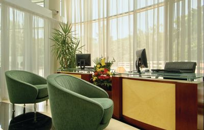 business center Millennium Airport Hotel Dubai