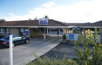 Vue extérieure BEST WESTERN TOP OF THE TOWN Inverell (State of New South Wales)
