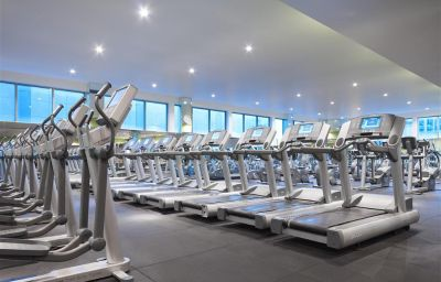 Wellness/fitness Grand Hyatt Melbourne Melbourne (State of Victoria)