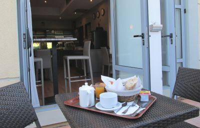Salle du petit-déjeuner Ariane