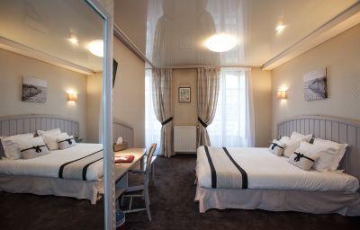 Chambre individuelle (confort) Citotel Le Challonge