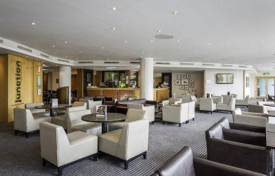 Bar de l'hôtel Holiday Inn OXFORD