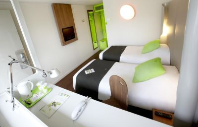 Chambre double (standard) Campanile - Dunkerque - Loon Plage Loon-Plage (Nord-Pas-de-Calais)