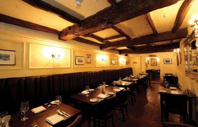 Restaurante Best Western Hardwick Hall