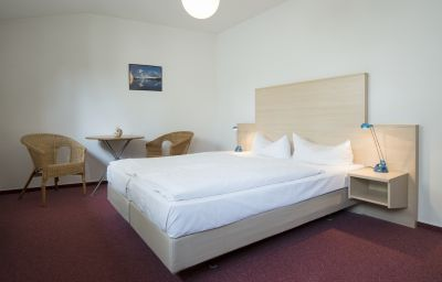 Chambre double (standard) Bed and Breakfast am Luisenplatz Potsdam (Brandenburg)