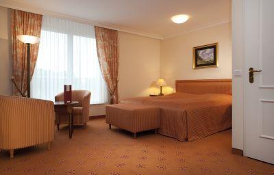 Pokój typu junior suite Victors Residenz