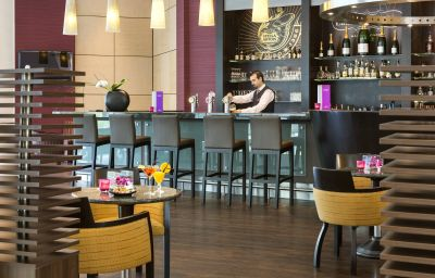 Hotel bar Crowne Plaza BRUSSELS AIRPORT