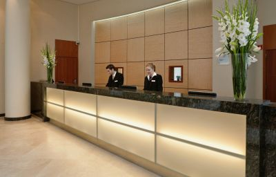 Lobby Crowne Plaza BRUSSELS AIRPORT
