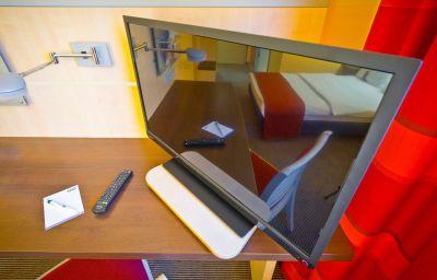 Zimmer Holiday Inn Express FRANKFURT - MESSE