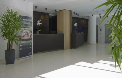 Reception NH Bergamo
