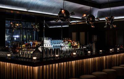 Bar de l'hôtel Louisa's Place
