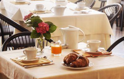 Salle du petit-déjeuner Del Riale