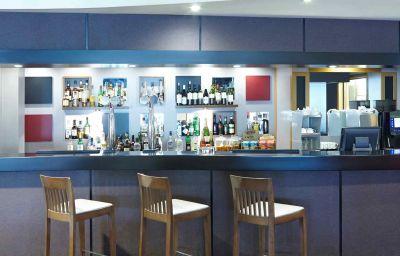 Hotel bar Novotel Milton Keynes